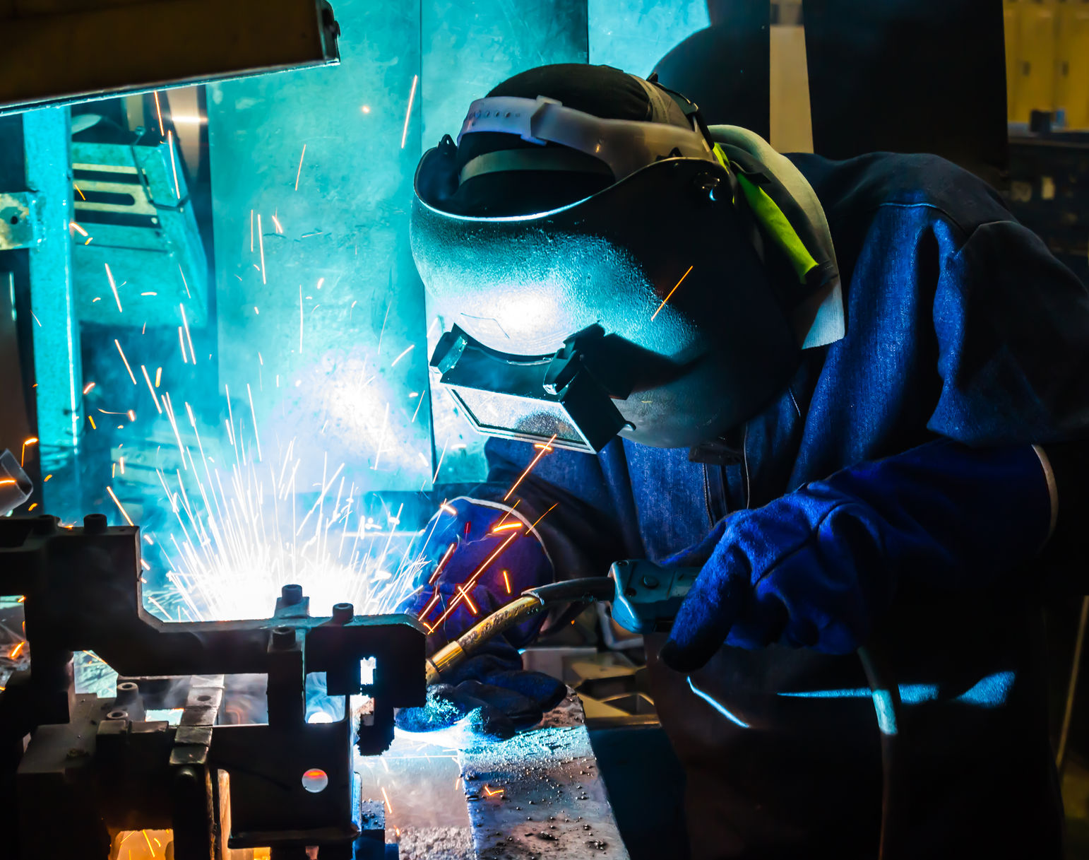 Industriemontagen / Anlagenbau